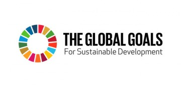 The Global Goals for Sustainable Development logo