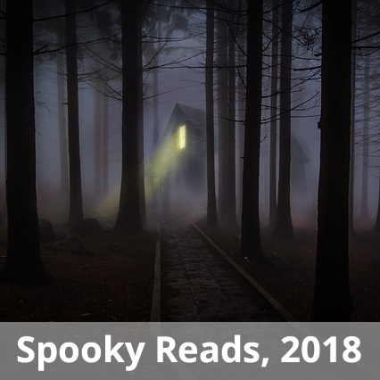 Spooky Reads - November 2018