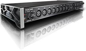 Tascam 8 Channel Audio Interface