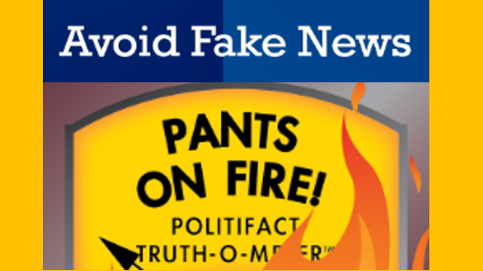 Avoid Fake News