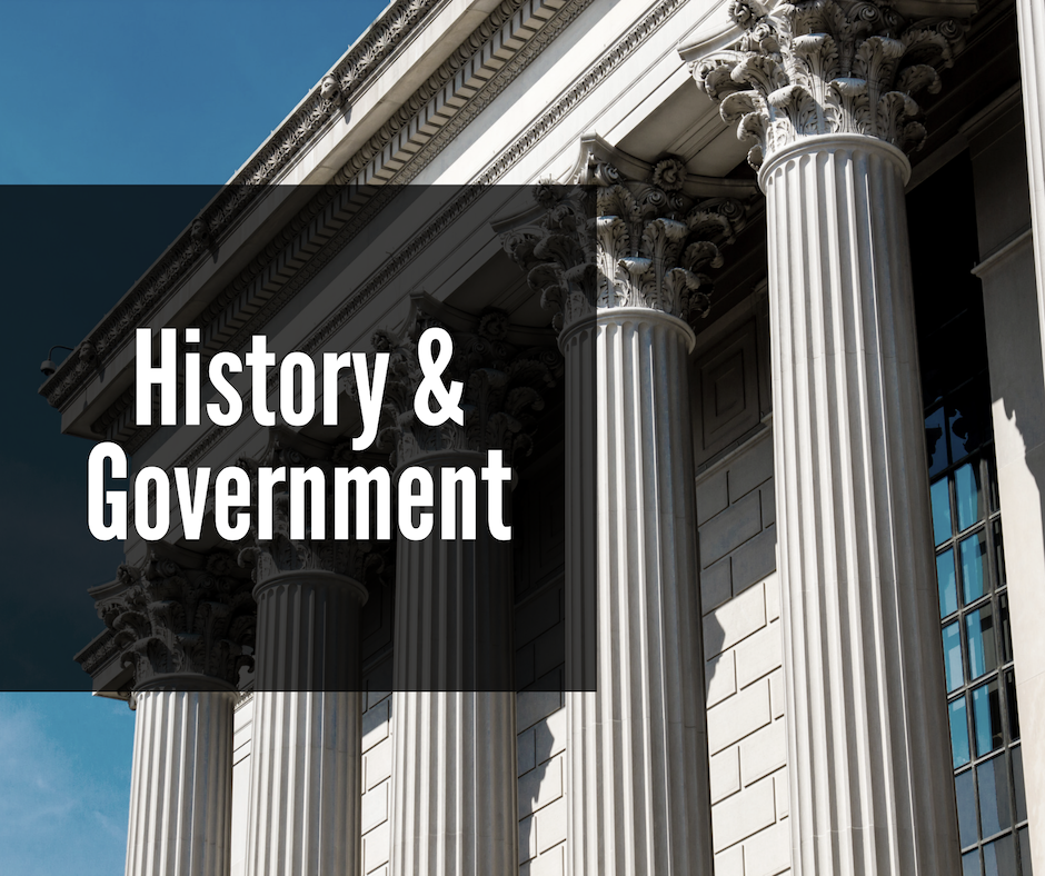History & Government