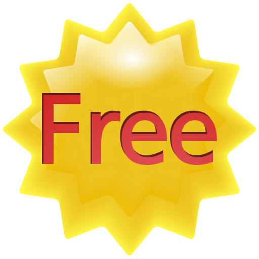 Icon for freely available resources