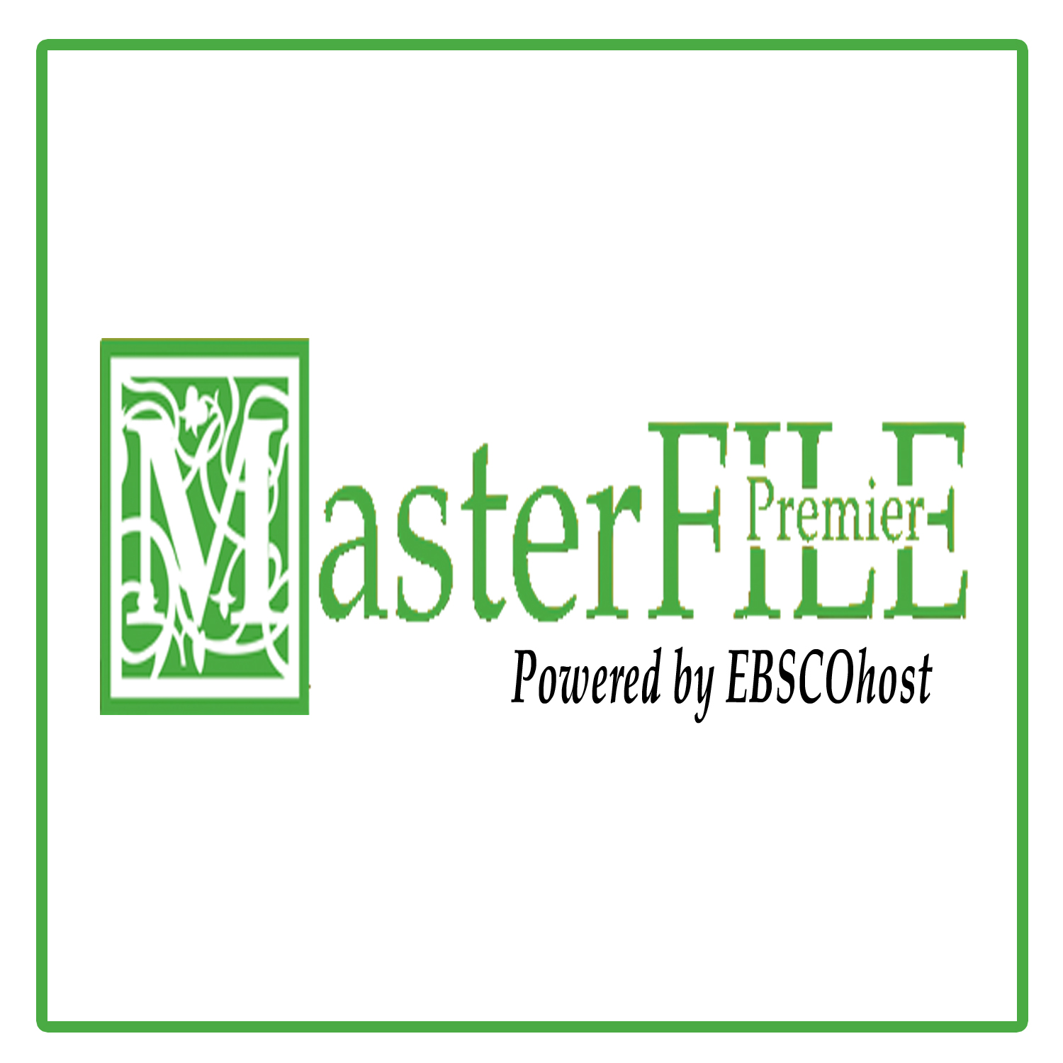 MasterFile Premier (EbscoHost)