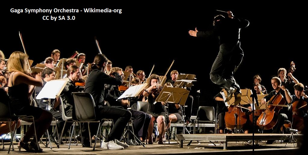 symphony orchestra image