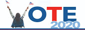 Vote 2020 image