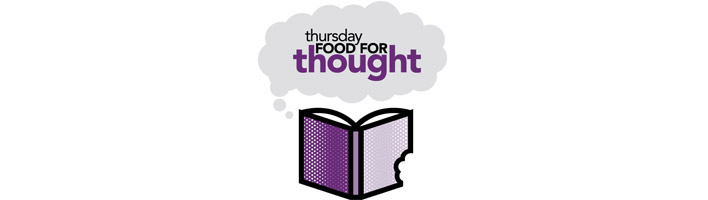 Thursday Food for Thought logo