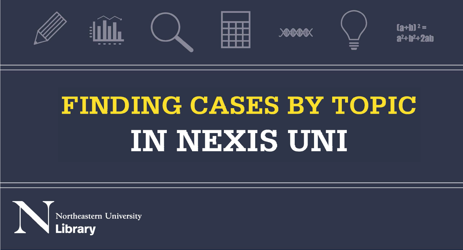 Finding cases by topic in Nexis Uni