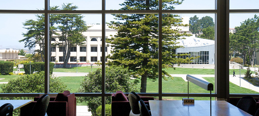 gleeson library | geschke center