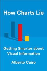 How Charts Lie, book cover image