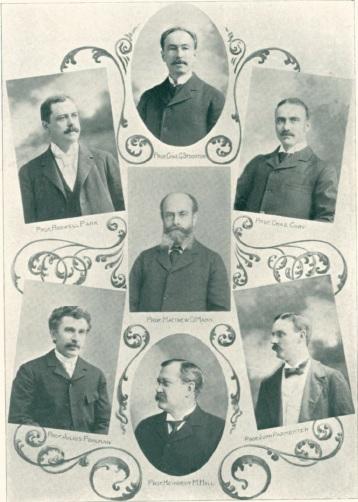 Faculty Iris 1898