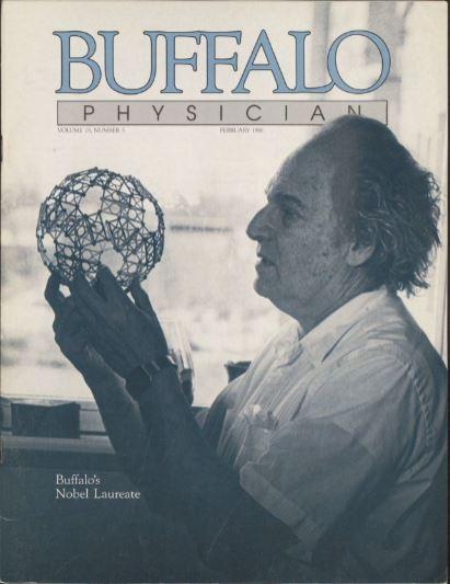 Herbert Hauptman Buffalo Physician cover Feb 1986