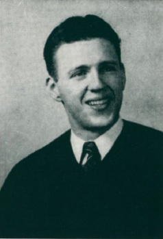 Jack Lippes 1947 yearbook photo