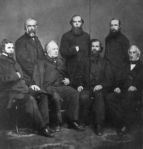 Faculty 1861 photo