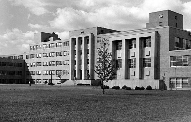 Farber Hall building
