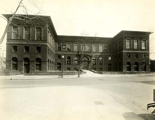 Third building 24 High Street
