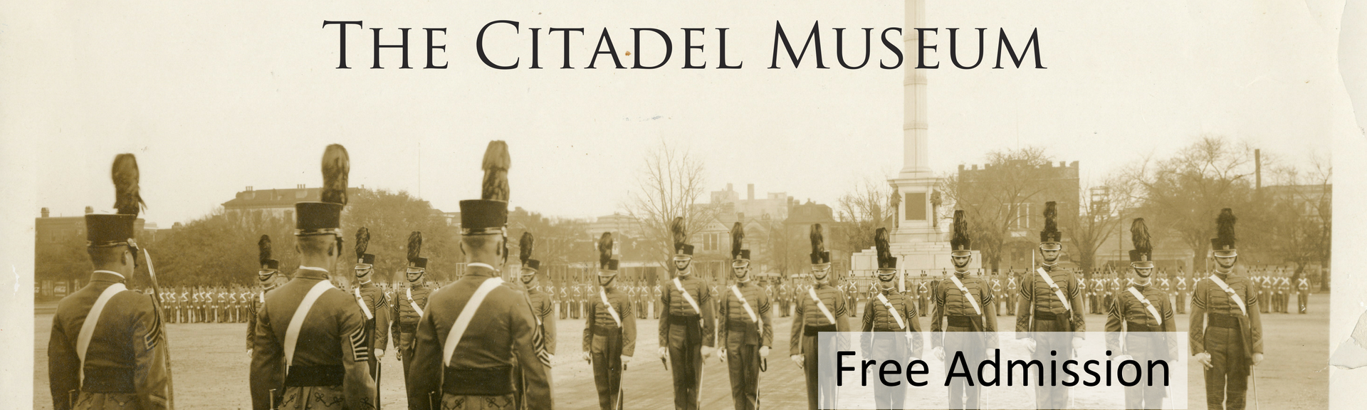 Free admission to the Citadel Museum