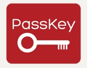 Logo for Passkey