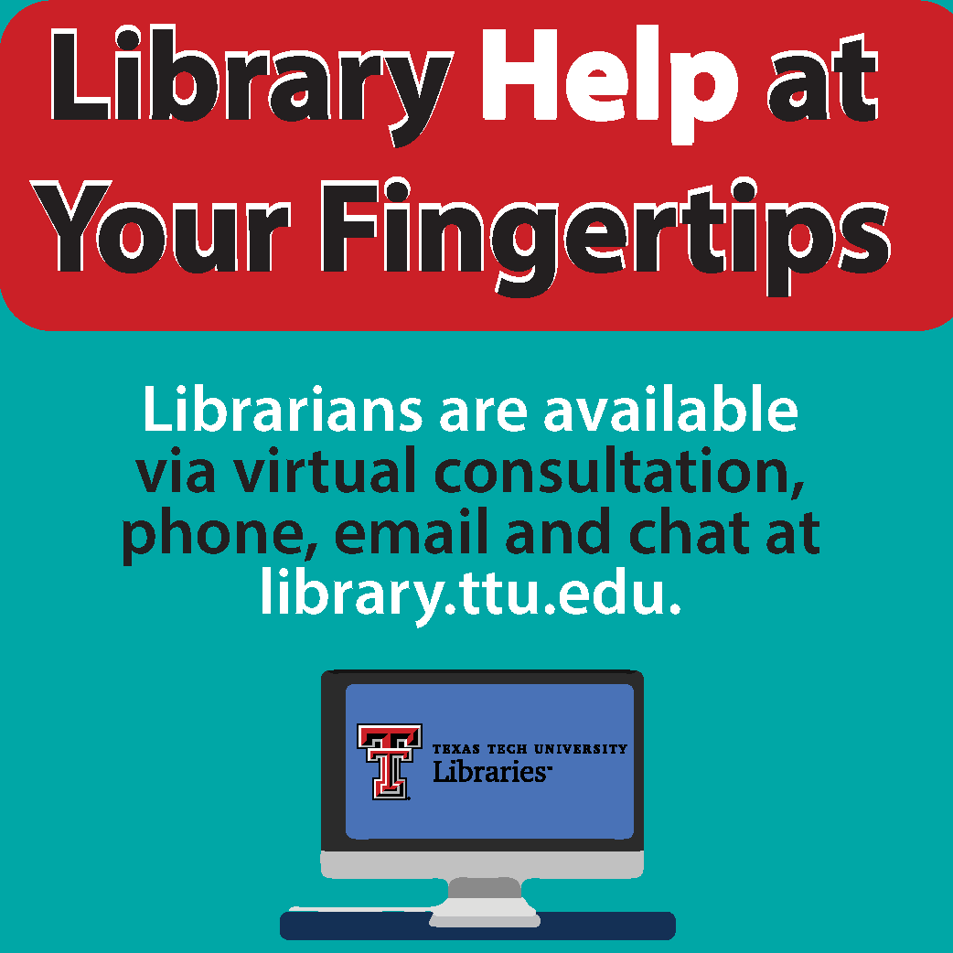 Library Help at your Fingertips