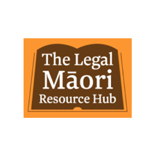 Legal Maori Resource Hub Logo