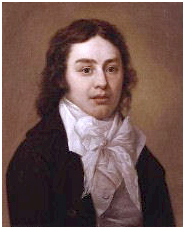 Picture of Samuel Taylor Coleridge, Poet
