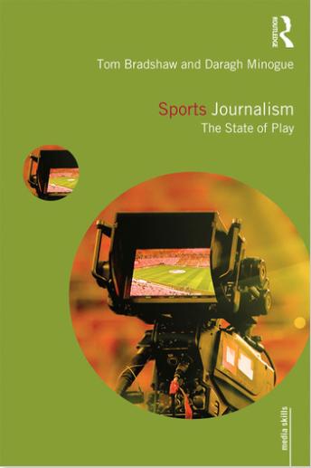 Sports Journalism book