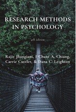 book cover for Research Methods in Psychology