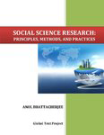 book cover of Social Science Research: Principles,