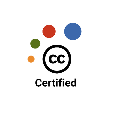 Creative Commons Licensed badge