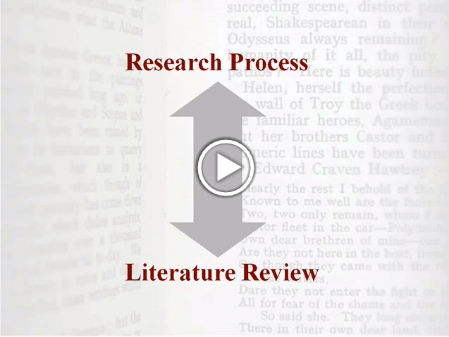 Literature Review Video