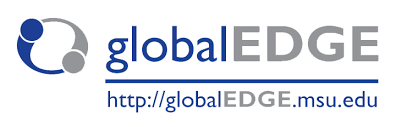 Logo of the Global Edge database.
