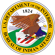Link to  the Bureau of Indian Affairs web site