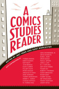 Cover Art for 'A Comics Reader'