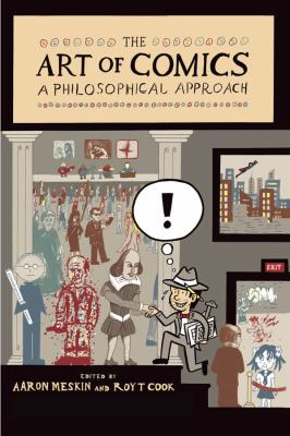 Cover Art for Art of Comics: a Philosophical Approach
