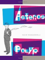 Cover art for Asterios Polyp