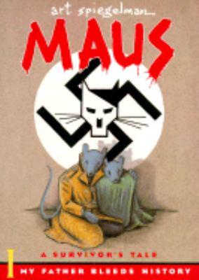 Cover art for Maus