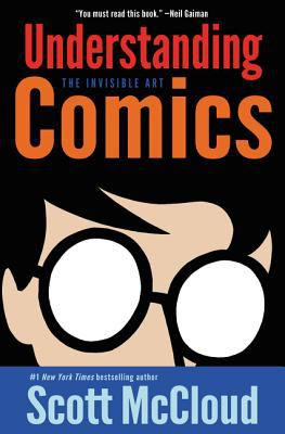 Cover Art for Understanding Comics
