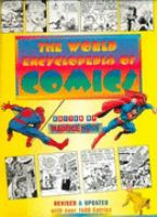 Cover art for World Encyclopedia of Comics