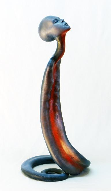 Sculpture by Brad Ren Nelson