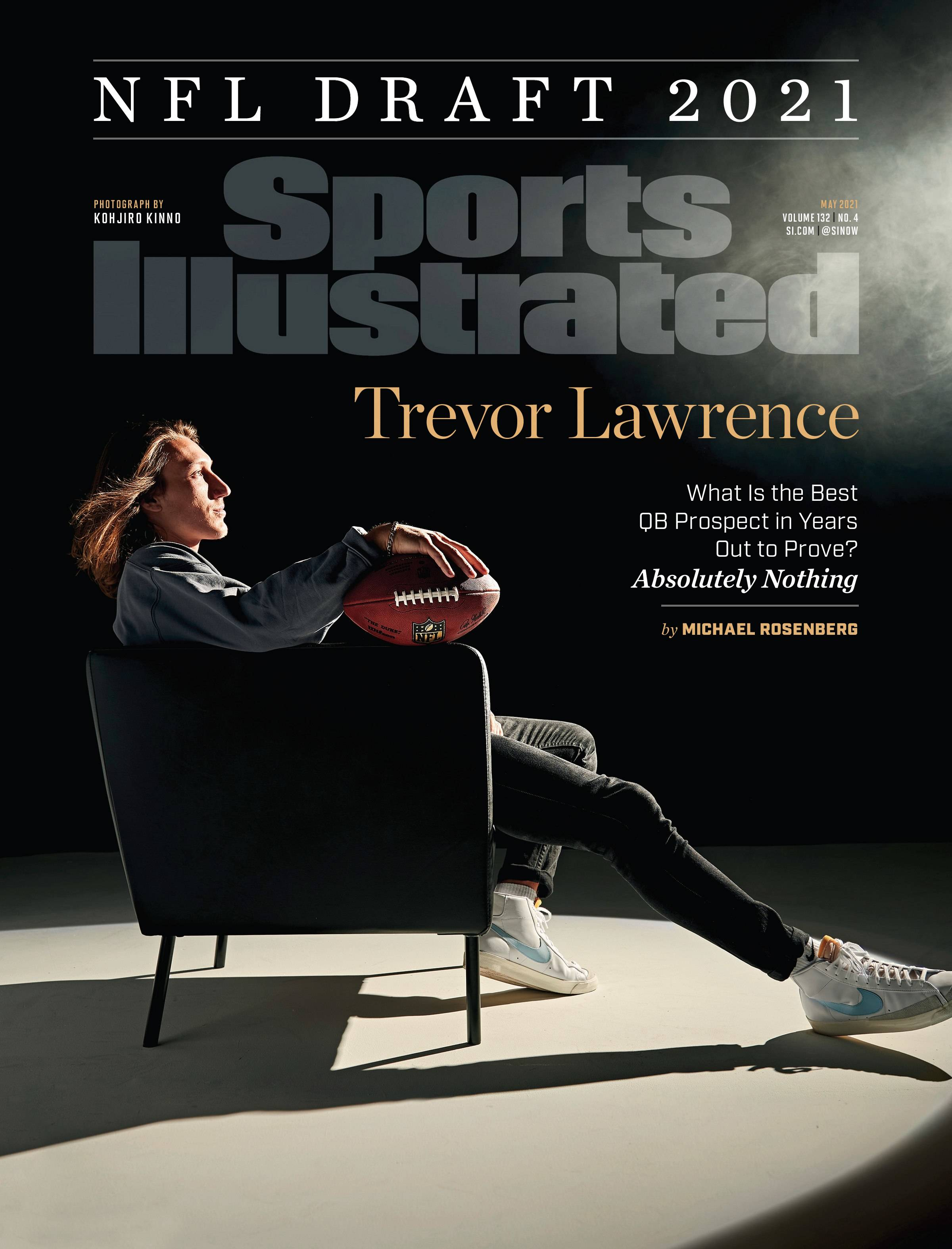 Sports Illustrated May 2021