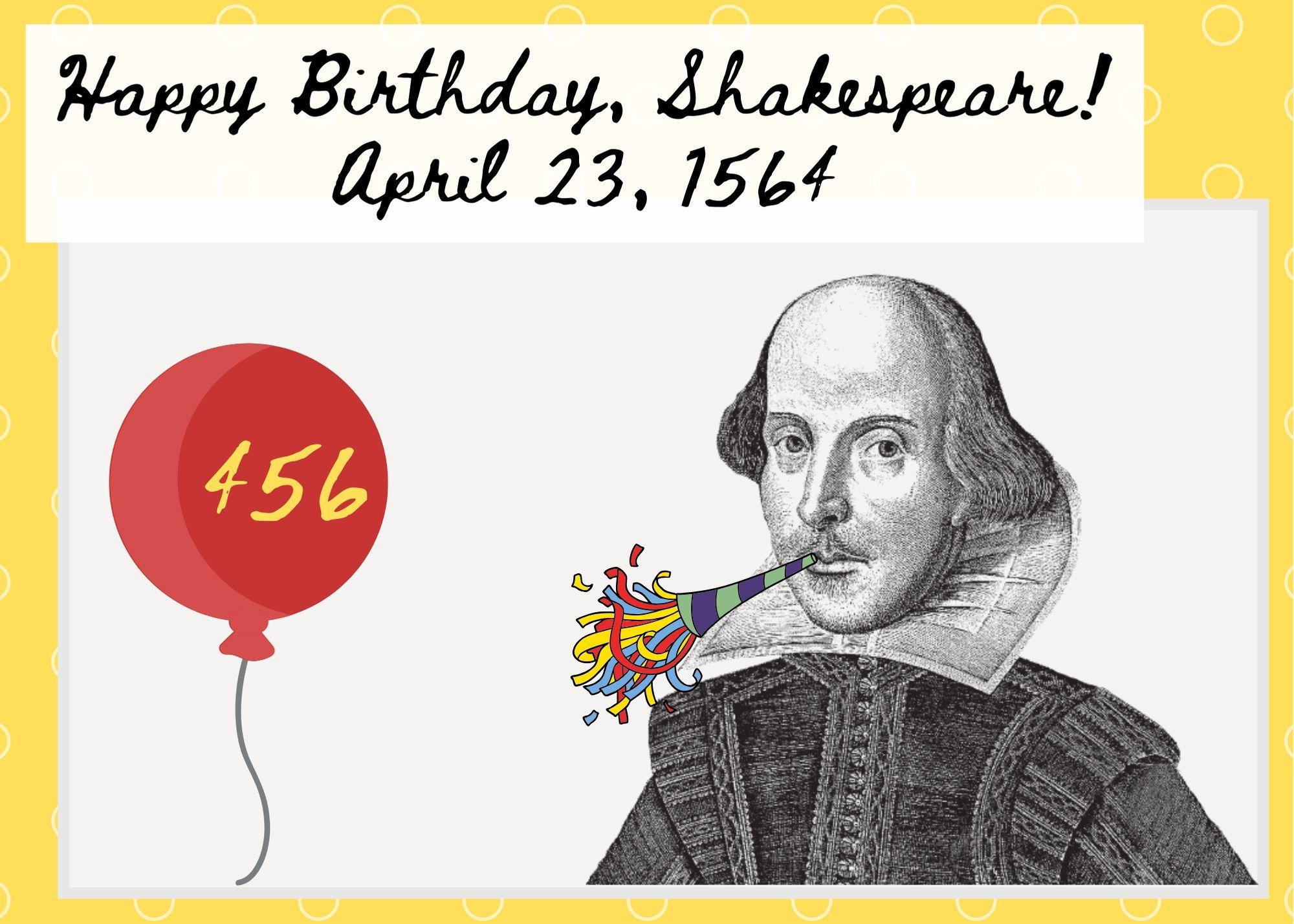 Shakespeare's Birthday