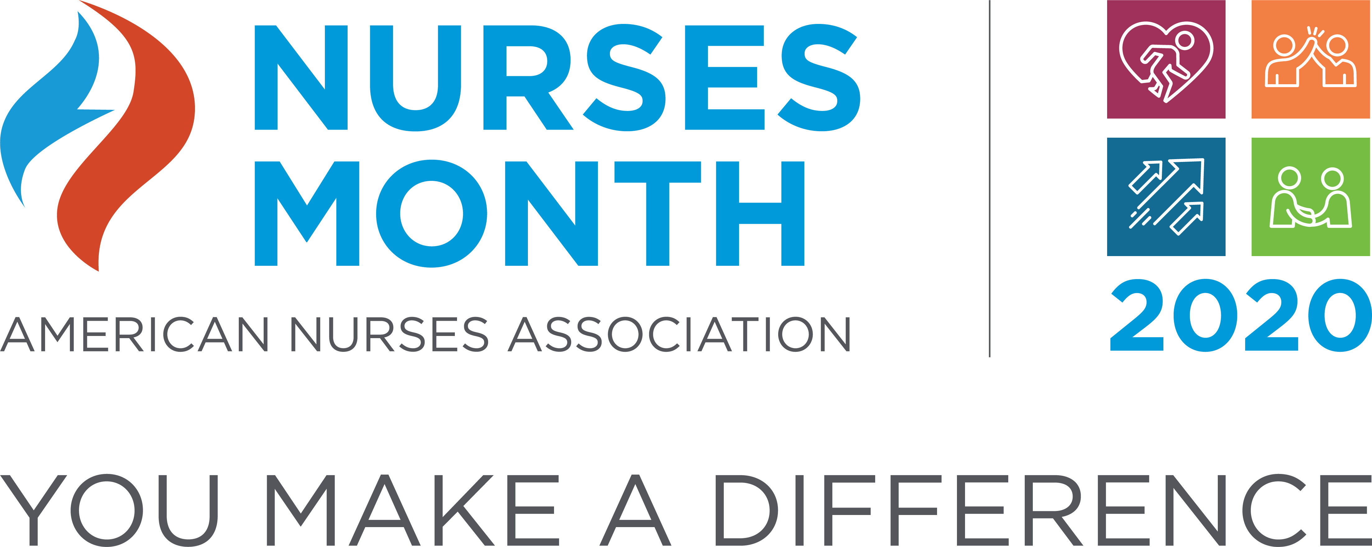 ANA National Nurses Month 2020 Logo