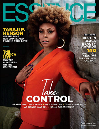 Essence Magazine March/April 2020