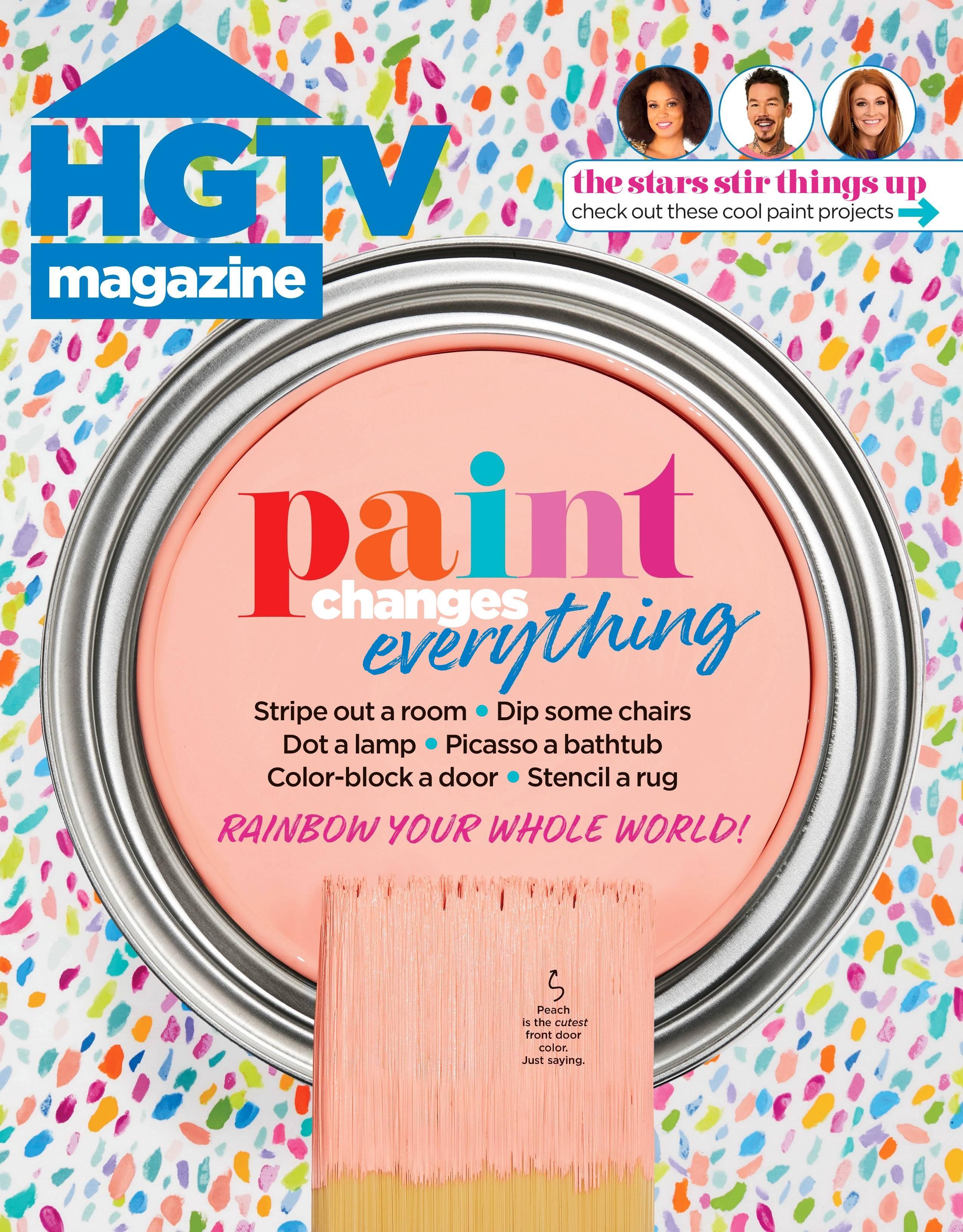 HGTV Magazine June 2021