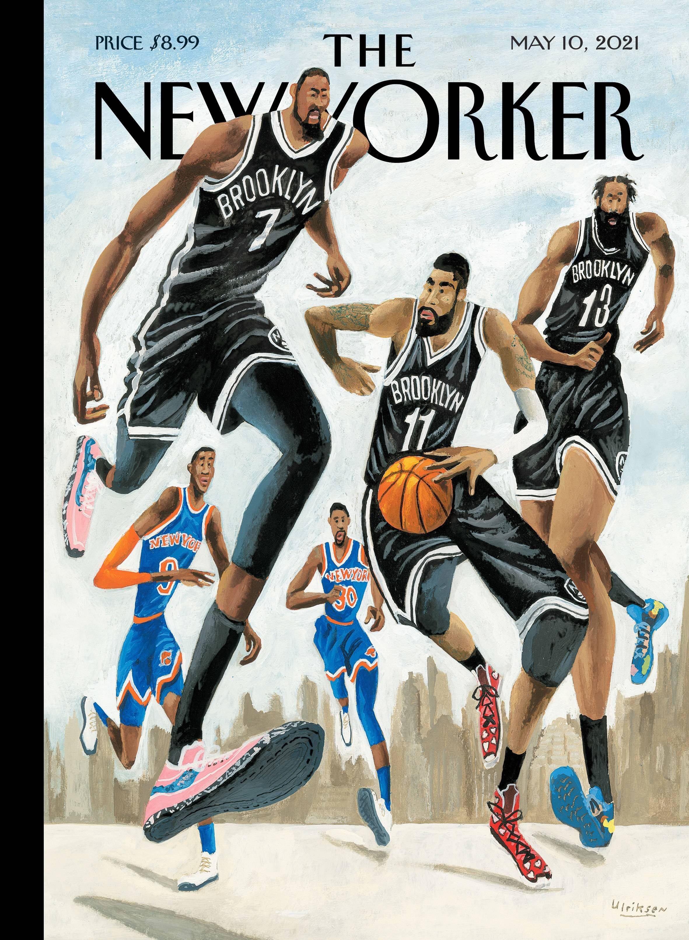 New Yorker Magazine April 20, 2020
