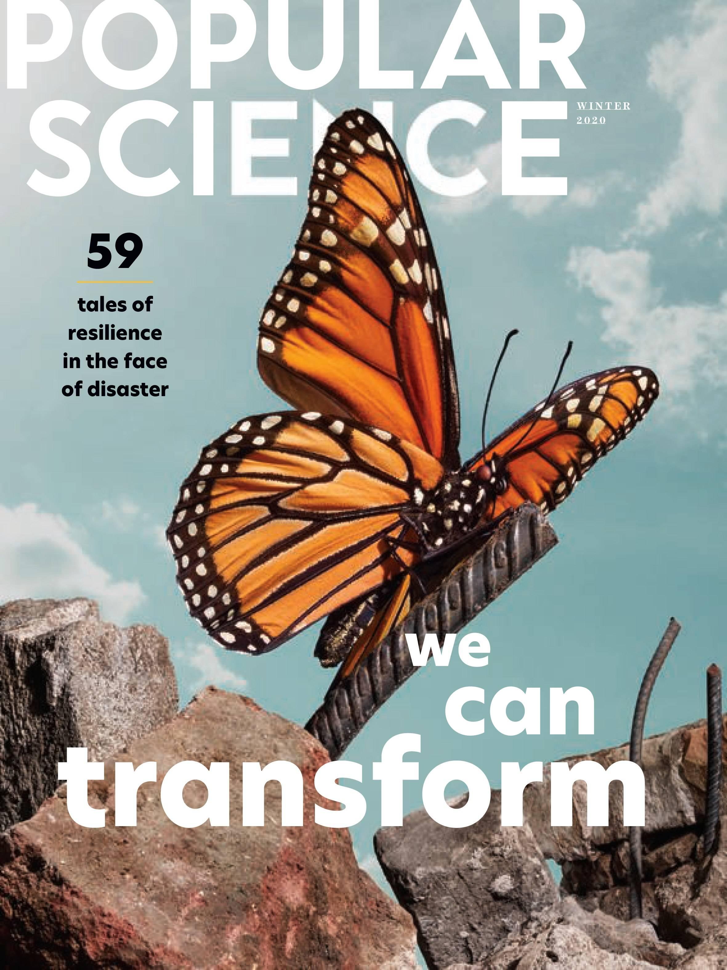 Popular Science Winter 2020