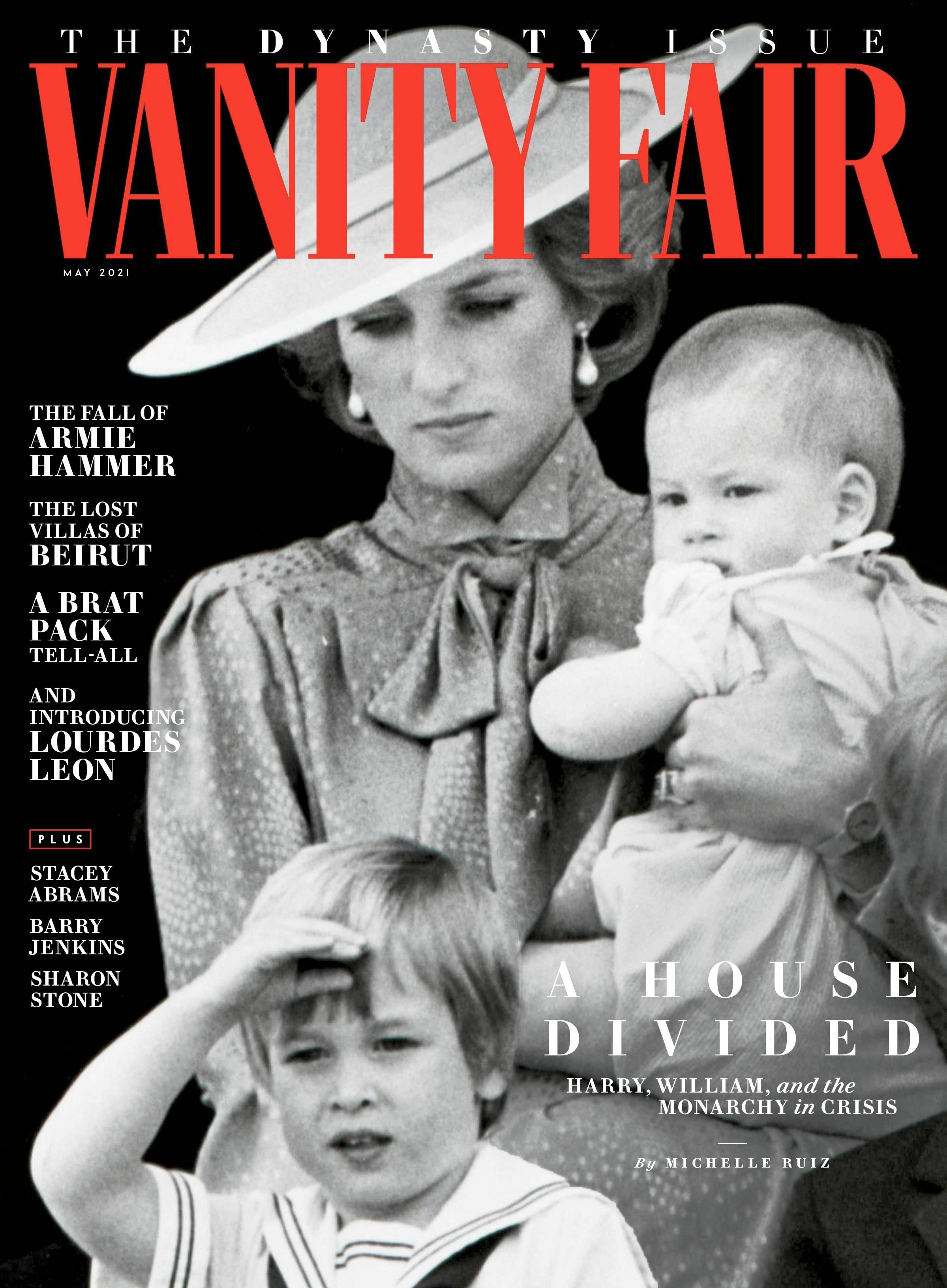 Vanity Fair May 2021