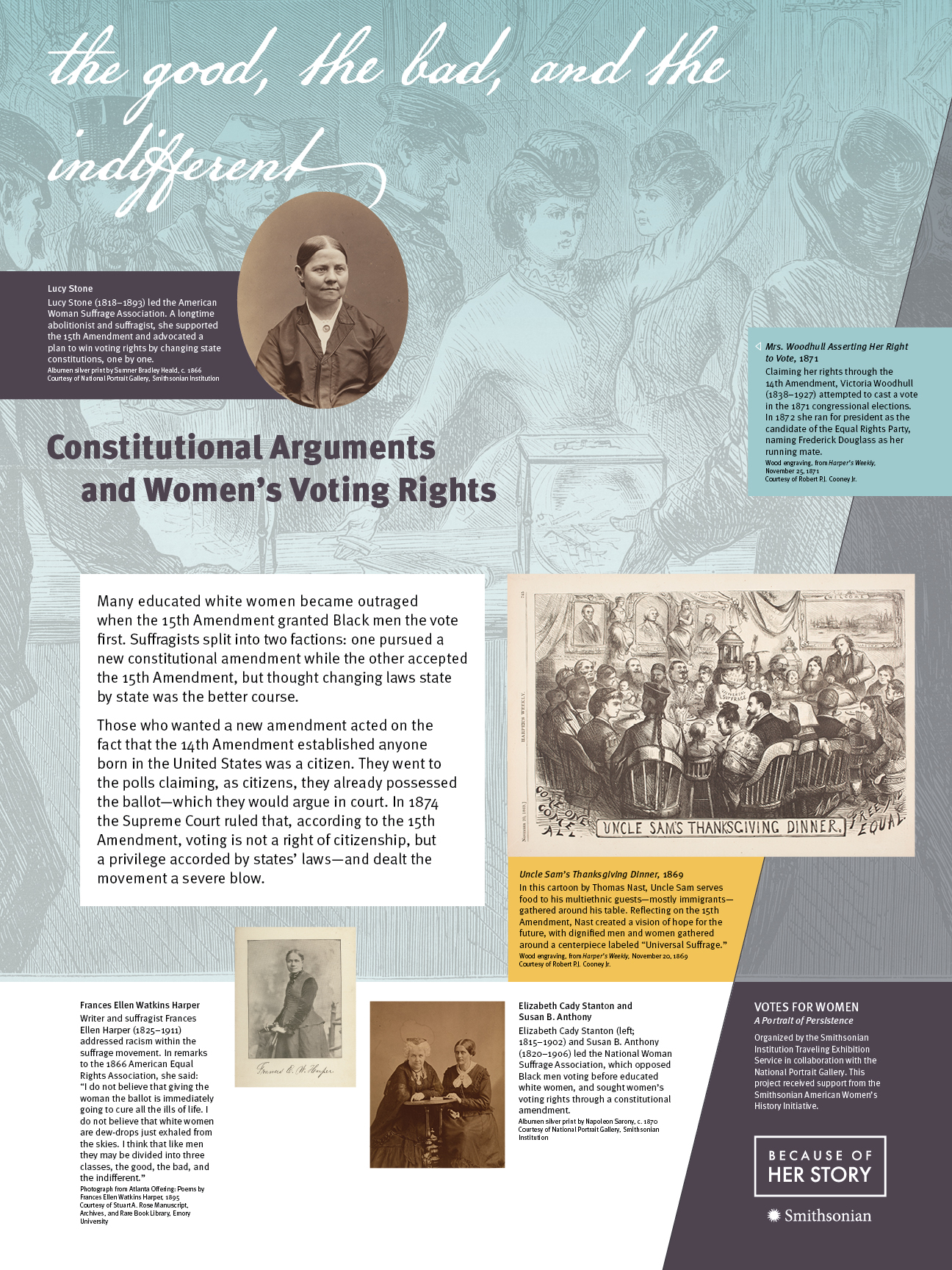 Votes for Women Poster 3