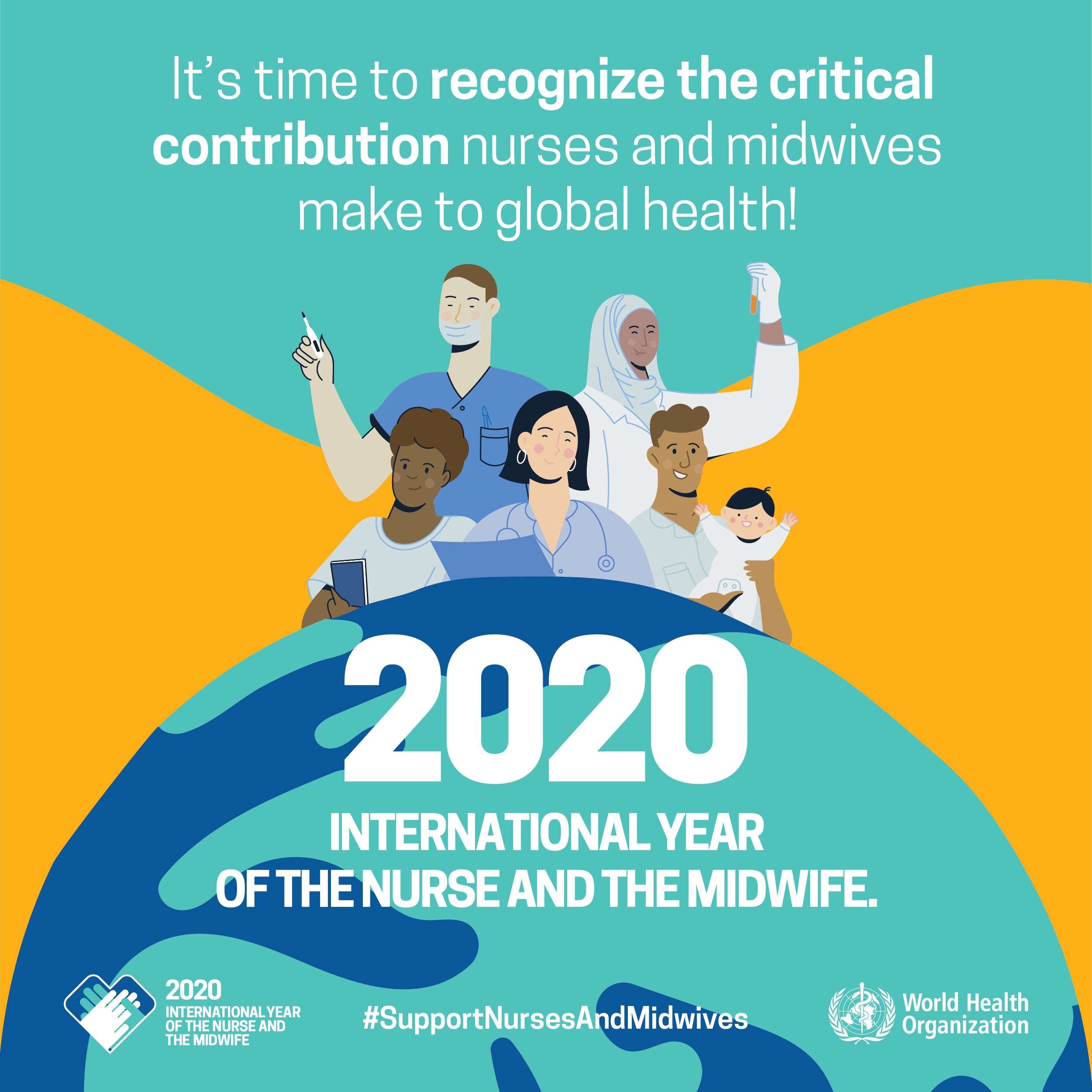 International Year of the Nurse and Midwife 2020