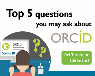 Top 5 questions about ORCID