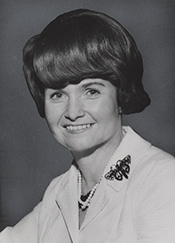 portrait of Margaret Heckler